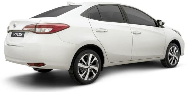 Toyota Vios Facelift Meluncur di Filipina, Seperti Apa Ubahannya? (142855)