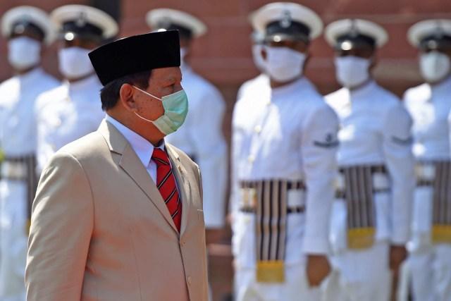 Pasukan Khusus Bentukan Prabowo Punya Tugas Khusus: Sambut Tamu VVIP (285261)