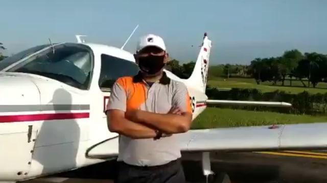 Viral Camat di Cilacap Pamer Dapat Pesawat untuk Operasional, Ini Faktanya (43934)