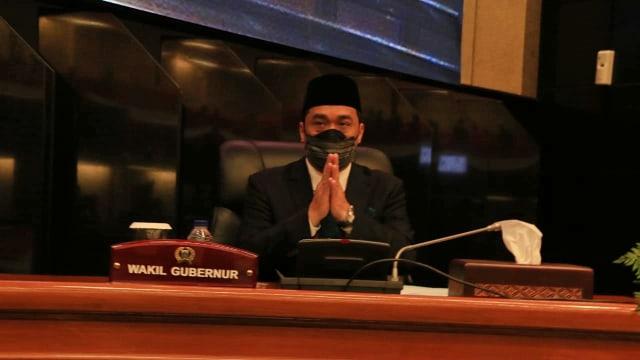 Duka Jokowi, Ma'ruf Amin, hingga Ahok untuk Sekda DKI Saefullah yang Berpulang (5)