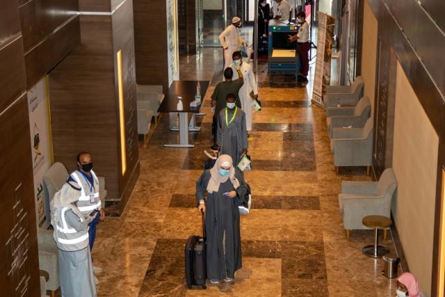 Muhammad Wahyu, WNI di Riyadh yang Beruntung Naik Haji 2020 (278011)