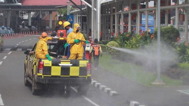 AP II Terapkan Protokol Safe Travel Campaign di Tengah Pandemi COVID-19 (48449)