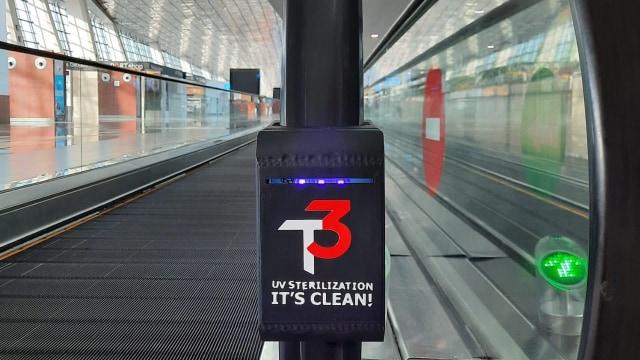 AP II Terapkan Protokol Safe Travel Campaign di Tengah Pandemi COVID-19 (48448)
