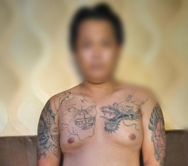 Emosi Mobilnya Ditabrak, Pria Bersamurai di Bali Aniaya dan Ancam Pesepeda (51659)