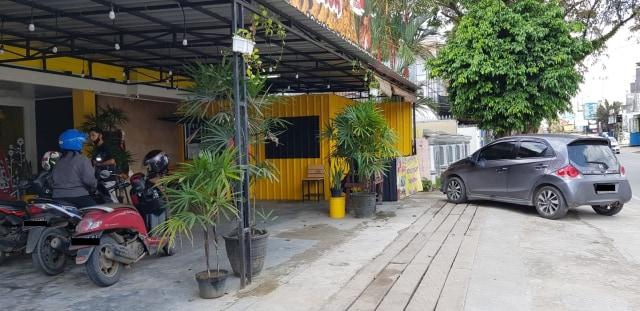 Nasi Kulit Syuurga, Kuliner Baru yang Hype di Samarinda (2087)