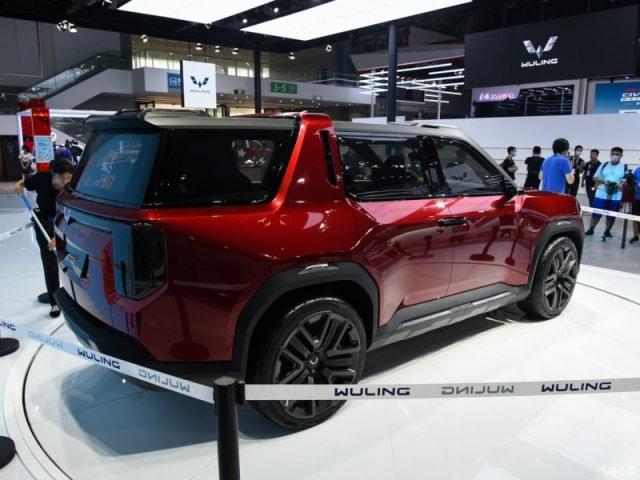 Wuling Hongguang X, Si SUV Baru yang Serba Kotak (618592)