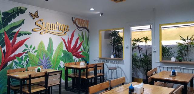 Nasi Kulit Syuurga, Kuliner Baru yang Hype di Samarinda (2089)
