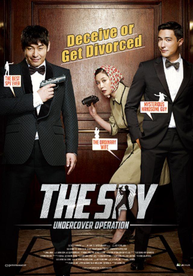 Sinopsis Film The Spy: Undercover Operation, Tayang Malam Ini di Trans 7 (273342)