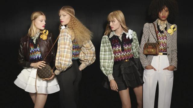 Grup Fashion LVMH Laporkan Pendapatan Turun 27 Persen di Semester Pertama 2020 (642695)