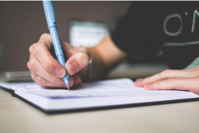 4 Contoh Surat Lamaran Kerja yang Benar (289346)