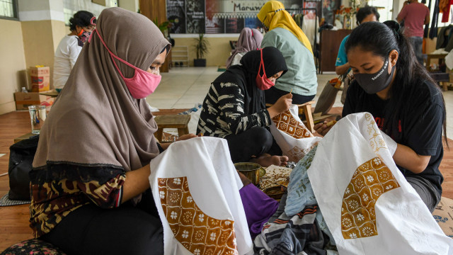 INDEF: PSBB DKI Bikin Stimulus ke UMKM Terhambat (21137)