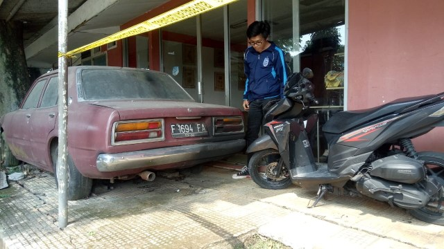 Foto: Penampakan Markas PDIP Megamendung Bogor Usai Dilempar Bom Molotov (130163)
