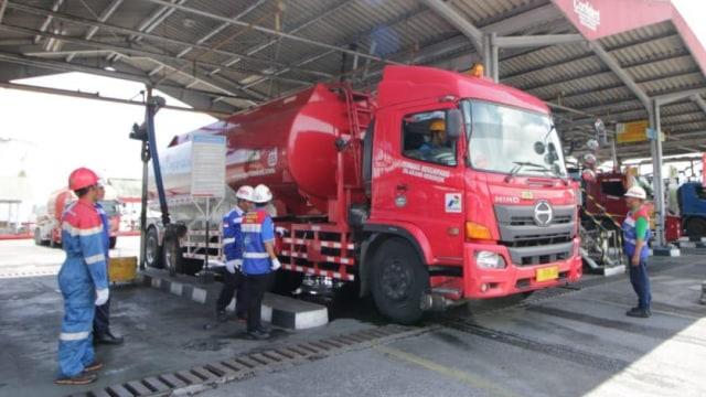 Jelang Idul Adha, Pertamina Pastikan Pasokan BBM dan LPG di Sulawesi Aman (124544)