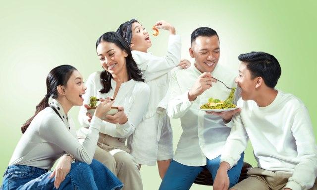 Pilih Lemonilo, Nola B3 dan Baldy Tak Larang Anak Makan Mi Instan Setiap Hari (35418)