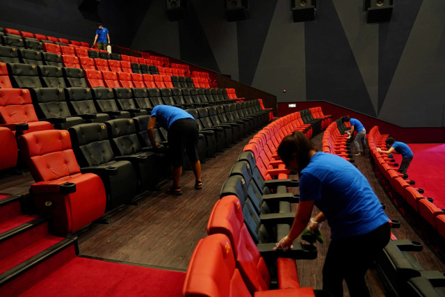 Aplikasi Peduli Lindungi Bikin Penonton Bioskop Sepi, Ini Langkah CGV (9202)