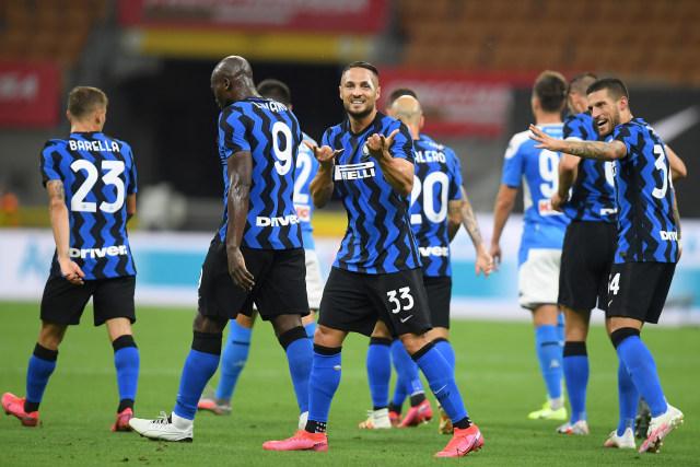 Hasil Liga Italia Semalam: Inter, Napoli, Roma, dan Milan Menang, Juve Kalah (579558)