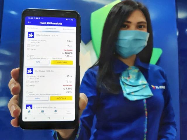 Cara Beli Kuota Internet Belajar Online Murah Telkomsel, Indosat, XL Axiata, dkk (1463)