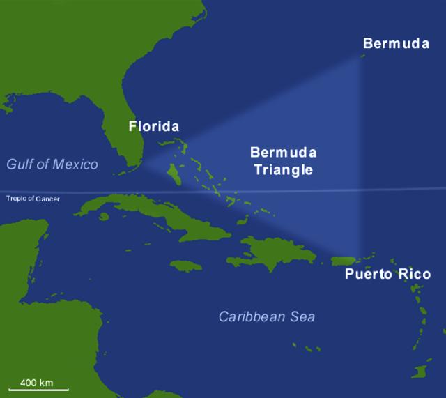 Sempat Hilang di Segitiga Bermuda, Kapal Laut Ini Ditemukan 95 Tahun Kemudian (1153084)