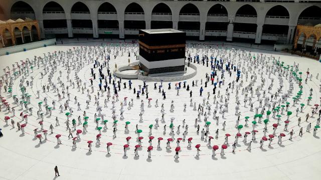 Muhammad Wahyu, WNI di Riyadh yang Beruntung Naik Haji 2020 (278012)