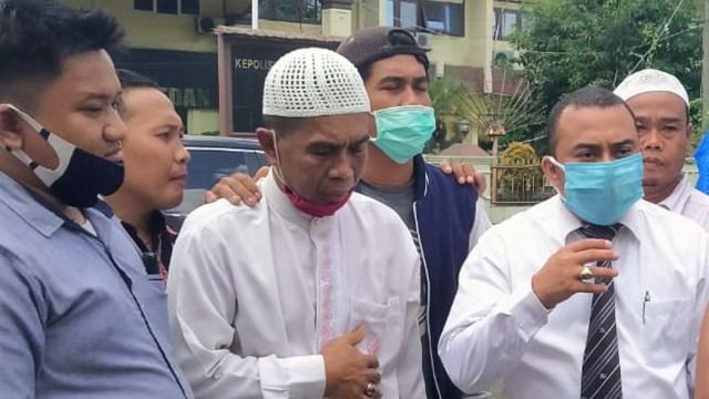 Saksi Pembunuhan yang Disiksa Polisi di Medan Diperiksa (360229)