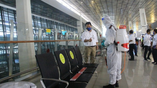 AP II Luncurkan Safe Travel Campaign, Jaga Protokol Kesehatan di Seluruh Bandara (61241)