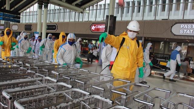 AP II Luncurkan Safe Travel Campaign, Jaga Protokol Kesehatan di Seluruh Bandara (61237)