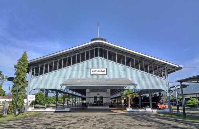 Kembali Dibuka untuk Wisatawan, Museum KA Ambarawa Terapkan Sistem E-gate (354652)