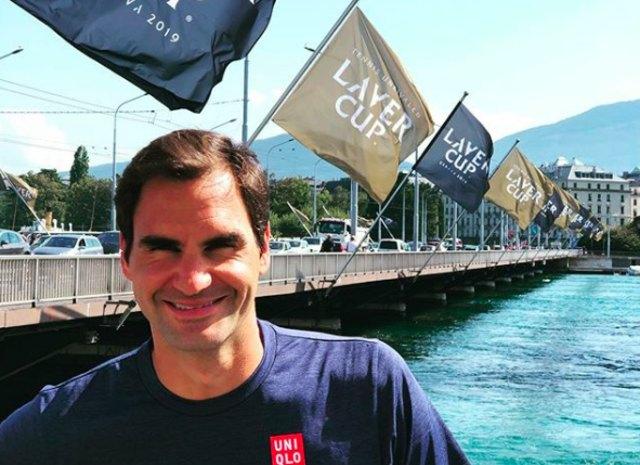 Meski Isyaratkan Segera Pensiun, Roger Federer Masih  Incar Juara Olimpiade (643652)