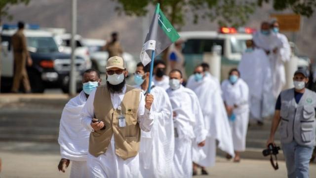 13 WNI Terpilih Jadi Jemaah Haji 2020, Ada Guru dan Petugas Kebersihan (282295)