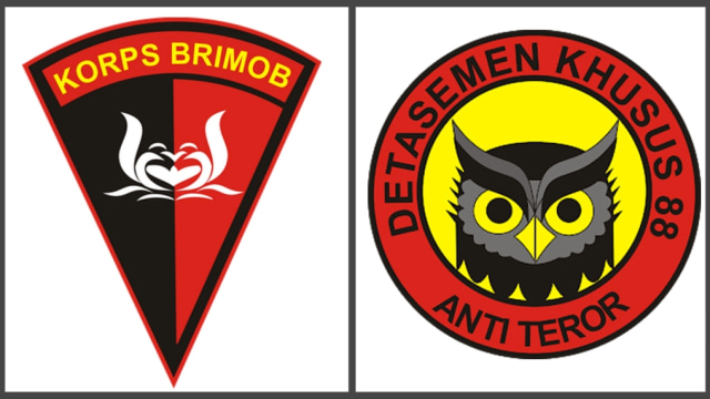 Meski Terlihat Sama, Ini Perbedaan Brimob dan Densus 88 (1055235)