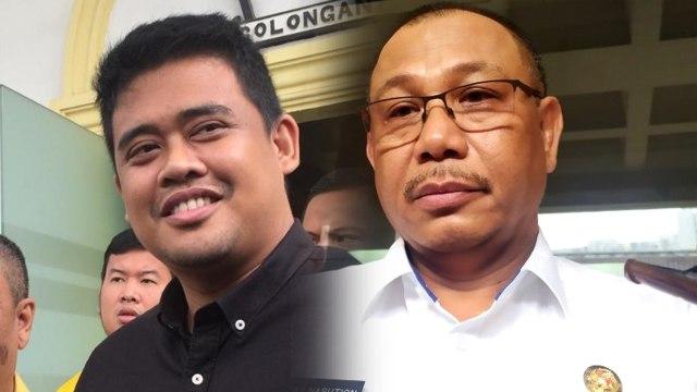 Saat Bobby Nasution Cecar Akhyar soal Flying Garden dan Medan Clean Track (2015)