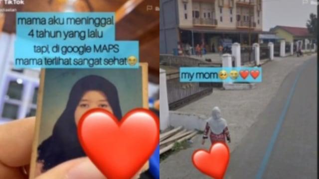 Kangen, Perempuan Ini Cari Ibunya yang Telah Meninggal Lewat Google Maps (628722)