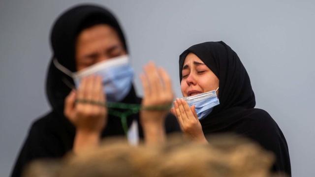 Farida, Jemaah Haji 2020 dari Indonesia: Ini Tak Bisa Dipercaya dan Tak Ternilai (315695)