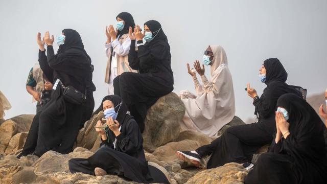 Farida, Jemaah Haji 2020 dari Indonesia: Ini Tak Bisa Dipercaya dan Tak Ternilai (315696)