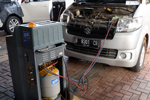 Bebas Gerah di Musim Panas, Pasang AC Double Blower Mobil mulai Rp 8 jutaan (229063)