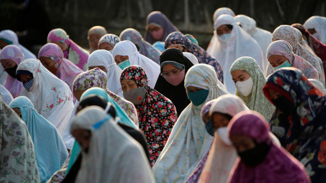 DMI: 36 Masjid di Jakarta Masih Gelar Salat Idul Adha (8394)
