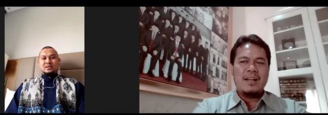 Muhammad Wahyu, WNI di Riyadh yang Beruntung Naik Haji 2020 (278008)