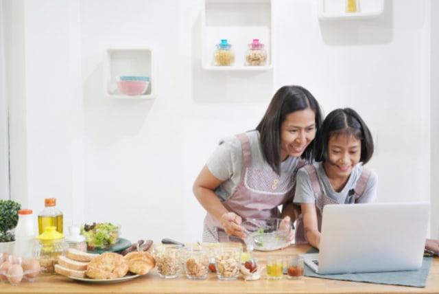 Tips agar Anak Bisa Efektif Belajar di Rumah (251279)