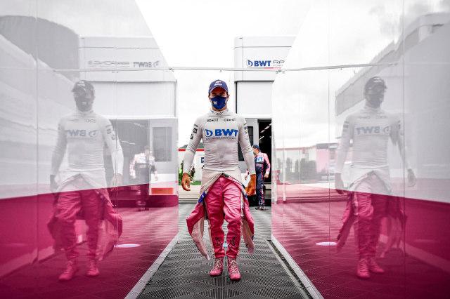 Pembalap F1 Sergio Perez Positif COVID-19, Lewatkan GP Inggris (218310)