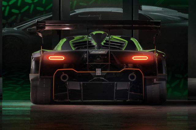 Lamborghini Essenza SCV12, Hypercar Buas Seharga Rp 51,6 Miliar (145345)