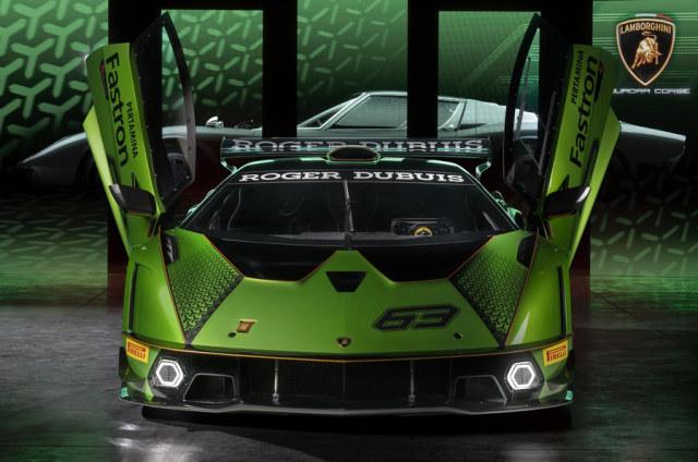 Lamborghini Essenza SCV12, Hypercar Buas Seharga Rp 51,6 Miliar (145346)