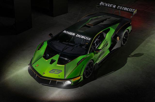 Lamborghini Essenza SCV12, Hypercar Buas Seharga Rp 51,6 Miliar (145343)