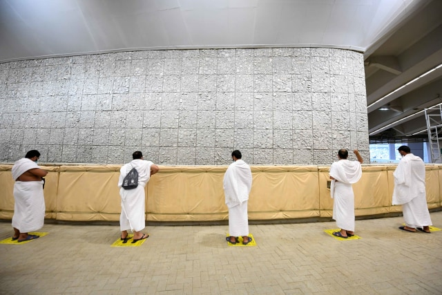 Foto Pekan Ini: Ditangkapnya Djoko Tjandra Hingga Ibadah Haji di Tengah Pandemi (29358)