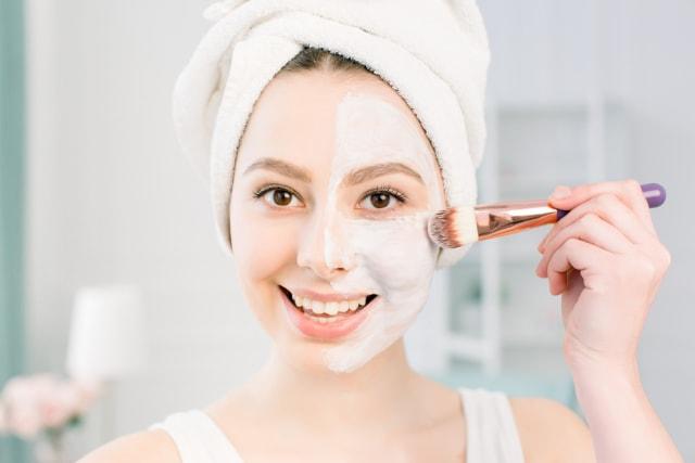 Cara Merawat Wajah dengan Masker Susu untuk Kulit yang Lebih Cerah (41229)
