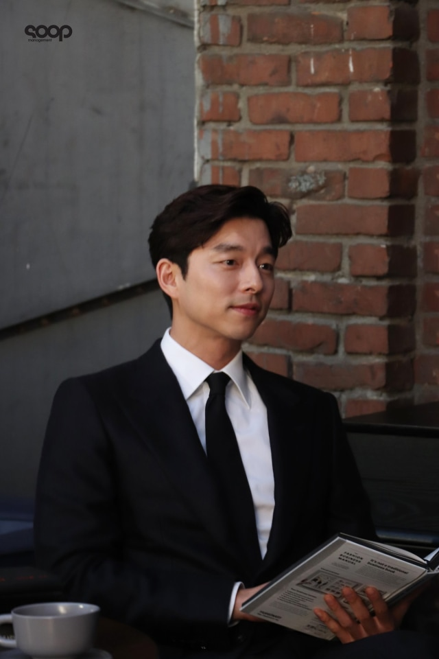 Park Bo Gum Ungkap Saran Akting dari Gong Yoo untuk Film 'Seo Bok' (143614)