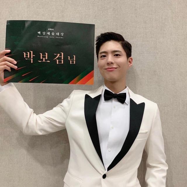 Park Bo Gum Ungkap Saran Akting dari Gong Yoo untuk Film 'Seo Bok' (143615)