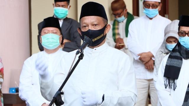 Mendagri Tito Bantah Terinfeksi Corona: Hasil Rapid Test dan Swab Negatif  (26488)