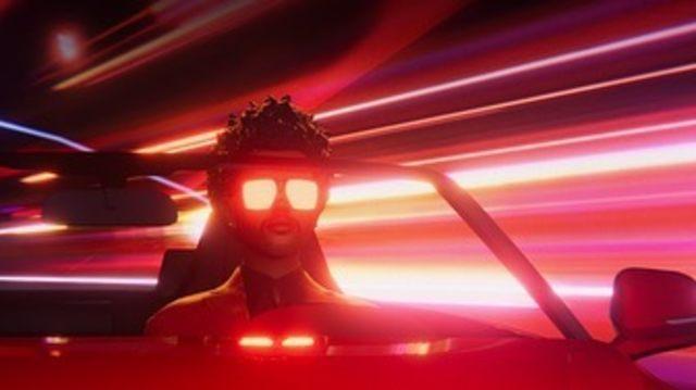 The Weeknd Jadi Artis Pertama di Live Concert TikTok (1219639)
