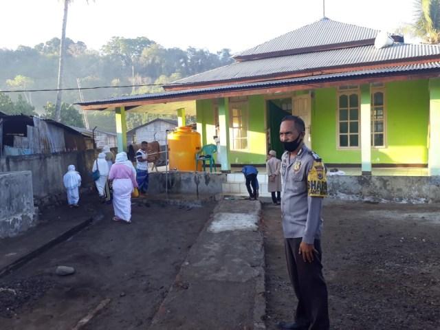 Salat Idul Adha di 29 Masjid di Sikka, Terapkan Protokol Kesehatan (395755)