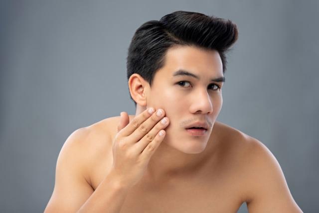 Cara Merawat Wajah Untuk Pria Dengan Kulit Berminyak Kumparan Com